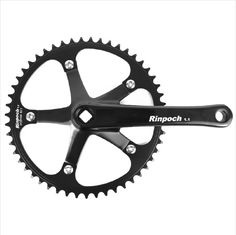 65.00$  Buy here - http://ali7ja.worldwells.pw/go.php?t=32689644047 - Dead fly single speed tooth disc 47/49t Aluminum Alloy Rinpoch 1.1 square hole axis dead fly racing wheel