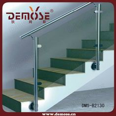 prefabricated railings/tempered glass railings