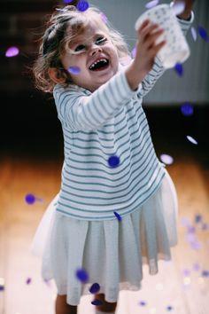 La #robe tulle pailleté #petitbateau sur le blog @petitbackstage www.mylittlesquare.com