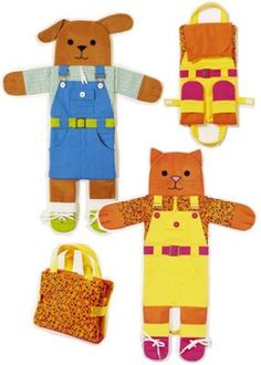 TEACH ME PETS Sewing Pattern ~ SOLD!