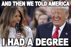 Funniest Memes Mocking Melania Trump's Plagiarized GOP Convention Speech: Lying About Getting a Degree