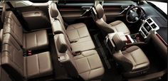 2017 Lexus GX 460 Specifications and Powertrain
