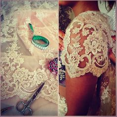 Beautiful morning in Elen's atelier with special bride! Beautiful Morning, Dress To Impress, Bride, Dresses, Atelier, Wedding Bride, Gowns, Bridal, The Bride