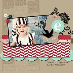 Stampin' Up!  My Digital Studio  Erica Cerwin