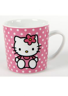 Pink Hello Kitty Cup
