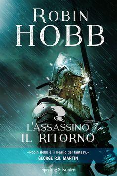 https://flic.kr/p/PxRQJ5 | ITALY Robin Hobb L'Assassino il ritorno Sperling & Kupfer © David & Myrtille - Arcangel
