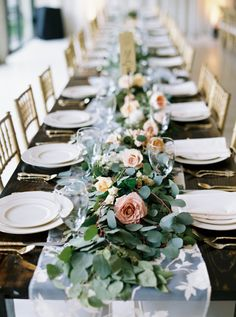 Centerpiece Wedding Inspiration - Style Me Pretty