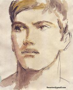 face in ochre facebook.com/line.arion