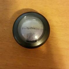 MAC mineralized eyeshadow in 2 colors... MAC mineralized eyeshadow in 2 colors Thunder & Rain with bonus MAC cosmetic bag designed by Rebecca Moses. MAC Cosmetics Makeup Eyeshadow