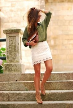 Beautiful green blouse