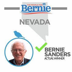#BirdieSanders routine on winning posts of @BernieSanders now! Via @ShaunKing at -  https://twitter.com/ShaunKing/status/716451800581279744