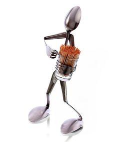 Spoon Toothpick Holder