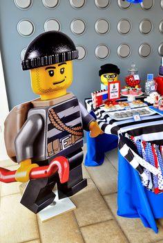 partylicious lego city police birthday - Dessin Anim Lego City