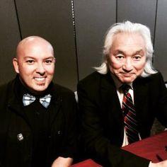 Dr. Michio Kaku Visits SIU By Tom Harness   Harness TechED  http://www.harnessteched.com/dr-michio-kaku-visits-siu/ #TurnTheLightBulbOn #Physicist #TheoreticalPhysicist #MichioKaku