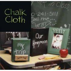 chalk board fabric in the UK