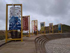 37. Anclados. En la ciudad costera asturiana de Avilés,la modernización de hace notar a lo largo de su costa, siendo éste un bonito ejemplo. #FotoViajes