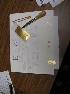 Kerrlligraphy: Peter Thornton Workshop