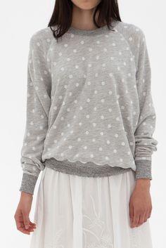 The College Sweatshirt.