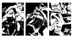 Ink Narratives: group fight sequence by Fighting Drawing, Action Poses, Pencil Illustration, Underworld, Comic Artist, Illustrators, Novels, Comics, Drawings