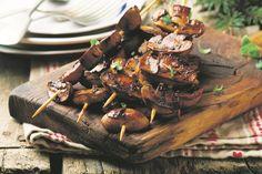 Tofu Marinade, Mini Paprika, Ken Hom, Biltong, Kos, Chicken Wings, Stuffed Mushrooms, Drinks, Banana