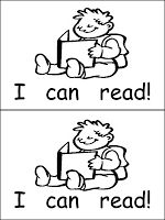 """Free """"I Can"""" emergent reader...Maybe do this before we make our """"I Can"""" class book?"""