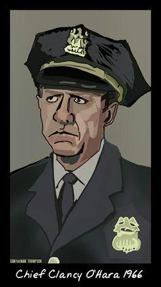 (Spen Art) Chief O'Hara