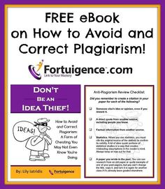 237 best free ebooks images on pinterest free ebooks homeschool free ebook dont be an idea thief know how to avoid plagiarism this ebook will teach you what plagiarism is how to avoid it and how to ensure your kids fandeluxe Choice Image