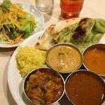 ナタラジ 南青山店 (NATARAJ) - 外苑前/インド料理 [食べログ]