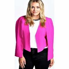 boohoo Darcie Woven Cape Jacket - pink pzz99687 Power dress for the party in this statement shoulder cape . The ultimate outerwear piece, layer it over a V neck cami top with high waisted skinny jeans and pointed court heels . http://www.comparestoreprices.co.uk/womens-clothes/boohoo-darcie-woven-cape-jacket--pink-pzz99687.asp