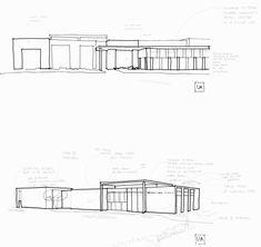 Design and development for a 3000 sqm retail center