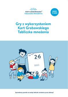 Karty Grabowskiego Tabliczka mnożenia Education, Comics, Cartoons, Onderwijs, Learning, Comic, Comics And Cartoons, Comic Books, Comic Book