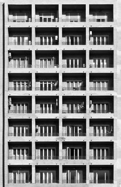 Visions of an Industrial Age // Bare Architecture - Rationalist and modern architecture in the european cities by Lorenzo Linthout