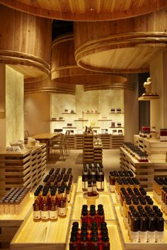 "Looking for artisanal soy sauce? Let Kayanoya ""shoyu"" the way to their new flagship store in Nihonbashi, Tokyo. After diligently crafting Japan's most beloved condiment for over 120 years in Fukuoka, the long-established company has launched a campaign to expand and bring their seasoned soy sauce to a broader audience."