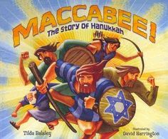 Judah and the little army of the Maccabees fight to free Jerusalem from the cruel King Antiochus in a rhyming version of the famous Hanukkah story. Simultaneous.