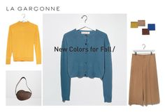 """""""New Colors for Fall /"""" by lagarconne ❤ liked on Polyvore featuring Lemaire, Marni, lagarconne, marni, jacquemus and lemaire"""