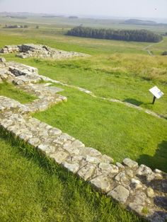 Housesteads fort hadrians wall