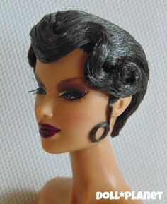 FASHION ROYALTY Veronique Perrin Nude Doll Body Double LE EXC Jason Wu W Club  on ebay - doll*planet.............SOLD