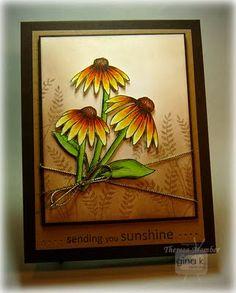 Gina K Designs Card