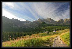 Lato - zdjęcia gór - Tatr - galeria Tatry