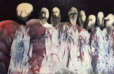 Milan Vavro Figurative, Milan, Abstract, Painting, Art, Painting Art, Paintings, Kunst, Paint