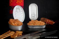 La Cocina de las Casinas: Paté de Langostinos y Paté de Bonito del Norte