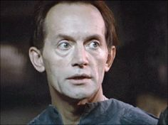 The Android Bishop from the movie Aliens, 1986. Played by Lance Henrikson.
