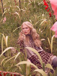 Вдохновение - это воздух, которым мы дышим - Corrie Bond: мода и природа