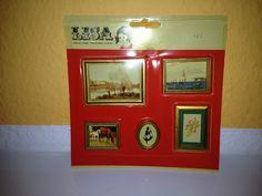 Lisa 481 Bilder Set Gemälde Puppenstube Puppenhaus Vintage New Neu mint Lundby in Spielzeug, Puppenstuben & -häuser, Dekoration | eBay!
