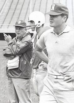 Two of the best coaches ever!!!