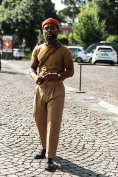 Real Style: Pitti Uomo 88 Photographed by Naska Demini