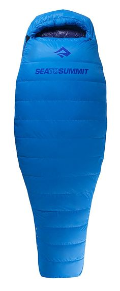 Sea to Summit Talus Ii Women's 14 Degree 3 Season Down Sleeping Bag with Compression Sack, Blue, Regular -- See this awesome image  : Camping sleeping bags