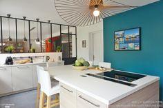 Une cuisine modernisée, un jardin métamorphosé, ADC l'atelier d'à côté - Côté Maison