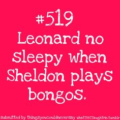 The Big Bang Theory (Never play bongos walking down the stairs! Big Bang Theory, The Big Bang Therory, Nerd Geek, Make Me Happy, Bigbang, Laugh Out Loud, Favorite Tv Shows, I Laughed, Nerdy