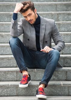 Get this look: http://lb.nu/look/7919888  More looks by Gian Maria Sainato: http://lb.nu/gian_maria_sainato  Items in this look:  Antony Morato, Antony Morato, Antony Morato, Antony Morato   #casual #formal #street